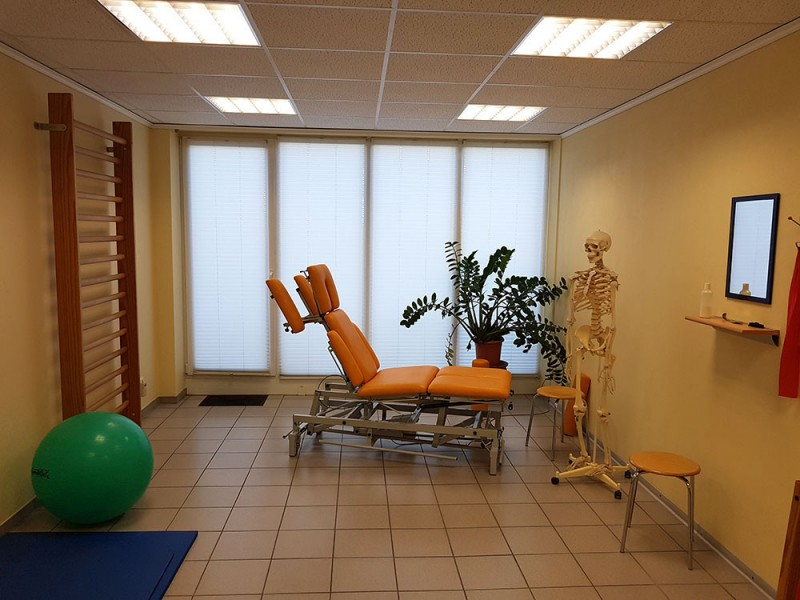 Praxis für Physiotherapie Michael Friede
